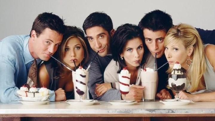 La próxima semana se grabará episodio especial de reunión de Friends