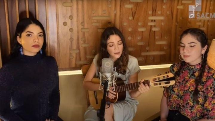 """""""Voz a tu voz"""", cantautoras emergentes de la SACM"""