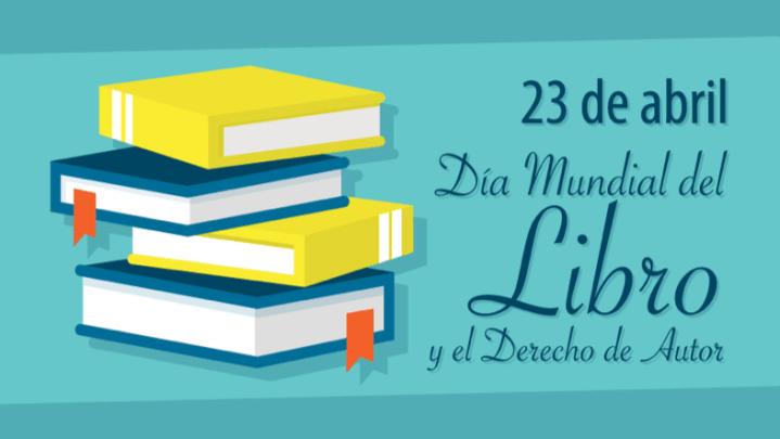 Por Día Mundial del Libro y del Derecho de Autor, IVEC presenta importantes actividades