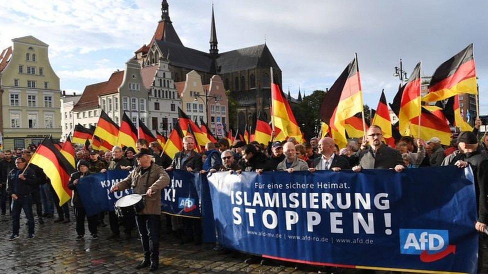 Querdenken, el movimiento antivacunas que está siendo vigilado en Alemania