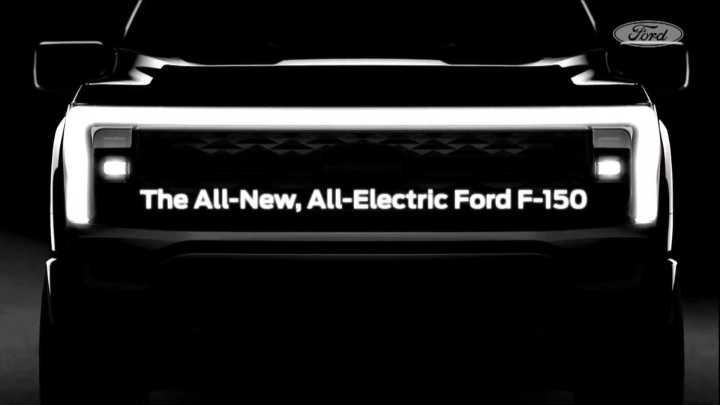 A la velocidad de la luz: Ford revela el nombre de su nueva Lobo eléctrica