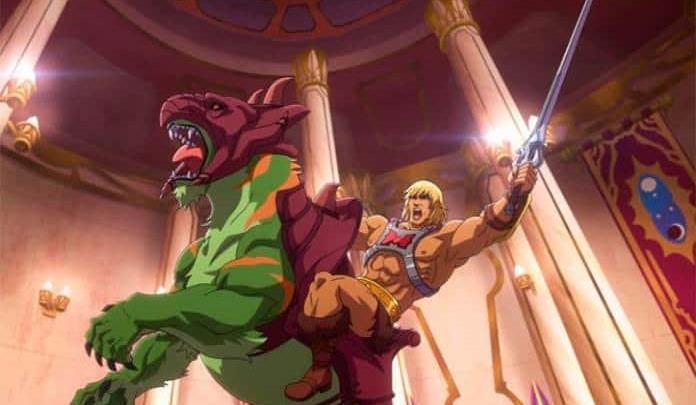 Netflix revela imágenes de la nueva serie de He-Man