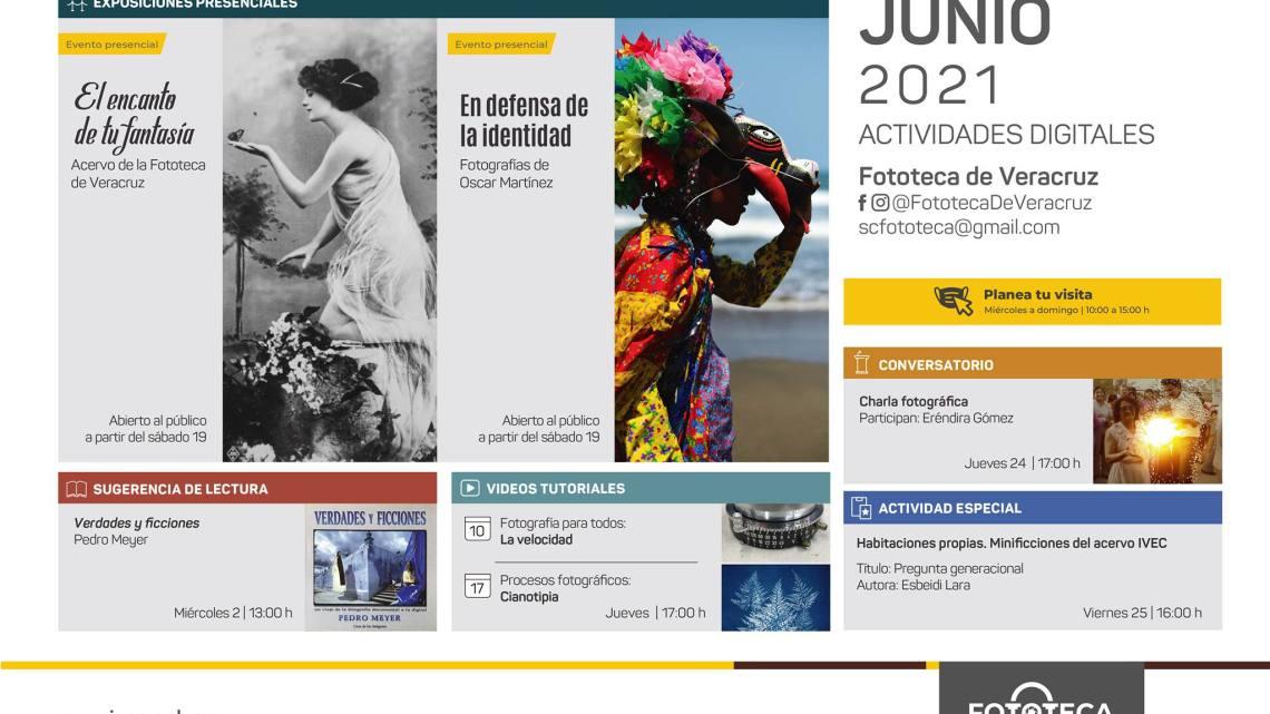 IVEC presenta cartelera virtual y presencial para junio