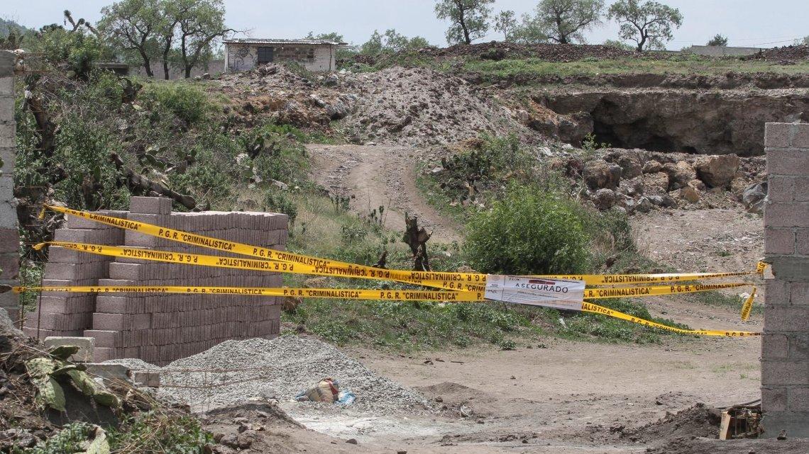 "Predio de Oztoyahualco en Teotihuacán ""podría ser objeto de expropiación"": INAH"