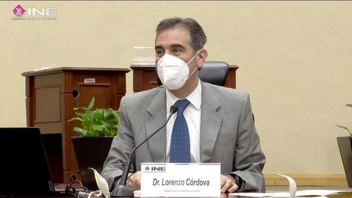 No se instalan 300 casillas: Lorenzo Córdova