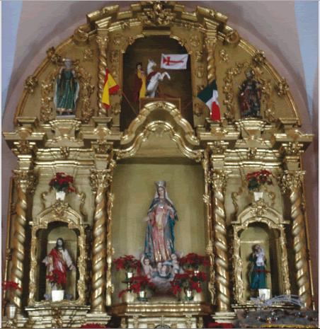 Arte barroco del Convento de San Francisco en Xalapa