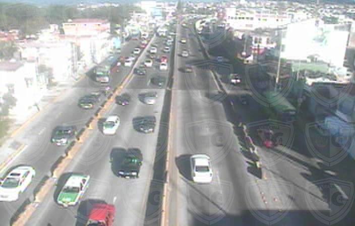 Anuncia la SIOP el cierre del distribuidor vial de Lázaro Cárdenas por mantenimiento