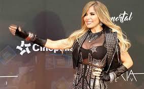 Por evasión fiscal, acusa la UIF a la cantante Gloria Trevi