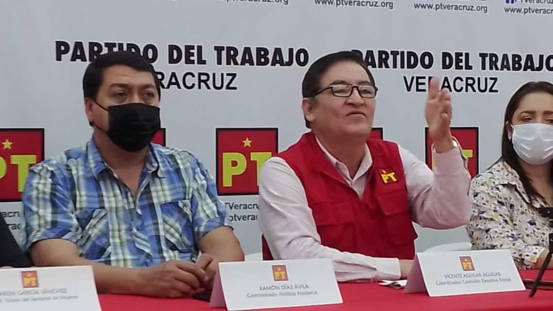 Dirigencia del PT se pronuncia por qué auditen a Hipólito Reyes