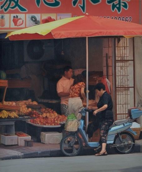 naijun-zhang-safe-fruits-2012-oil-on-linen-24-x-20-inches