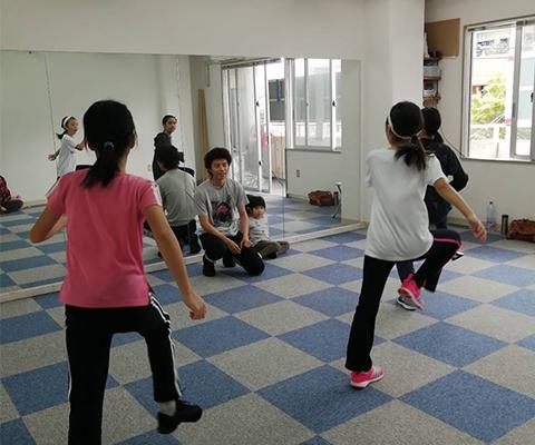 キッズダンス0221
