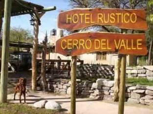 Hotel Rustico Cerro del Valle