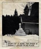 snow-snake