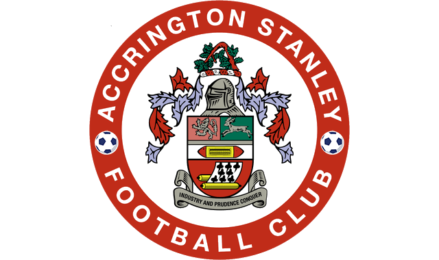 Accrington Stanley Across The Pitch Updated Logo
