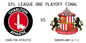 Charlton Athletic vs Sunderland A.F.C.
