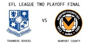 Tranmere Rovers vs Newport County