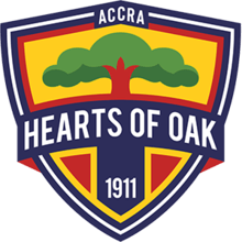 Accra Hearts of Oak logo