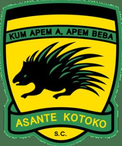 Asante Kotoko S.C. logo