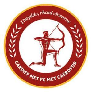 Cardiff Metropolitan College F.C. logo