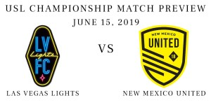 Las Vegas Lights vs New Mexico United