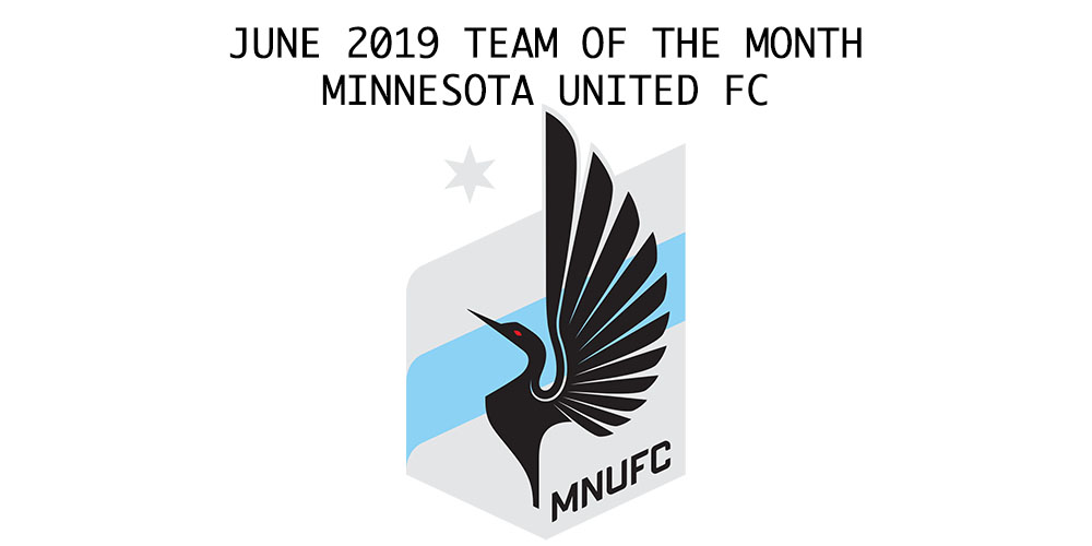 Minnesota United FC Team of the Month