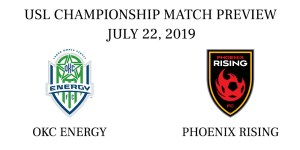 OKC Energy vs Phoenix Rising
