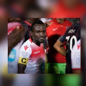 Solomon Asante Phoenix Rising captain