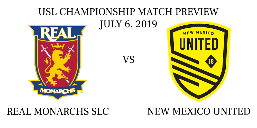 Real Monarchs vs New Mexico United: USL Championship Match