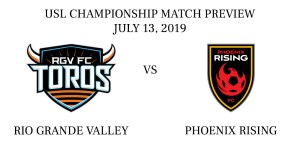 Rio Grand Valley vs Phoenix Rising