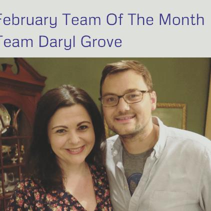 team Daryl Grove