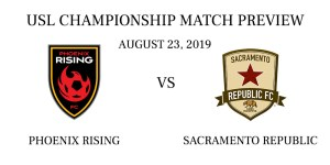 Phoenix Rising vs Sacramento Republic
