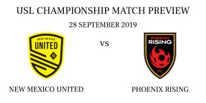New Mexico United vs Phoenix Rising