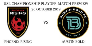 Phoenix Rising vs Austin Bold