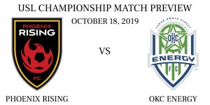Phoenix Rising vs OKC Energy FC