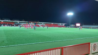 Accrington Stanley vs Liverpool U21