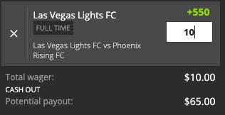 Las Vegas Payout