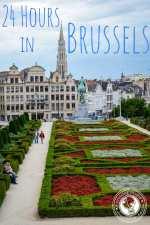 24 Hours in Brussels, Belgium