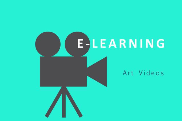 Digital Art Resources for Educators elearning art videos