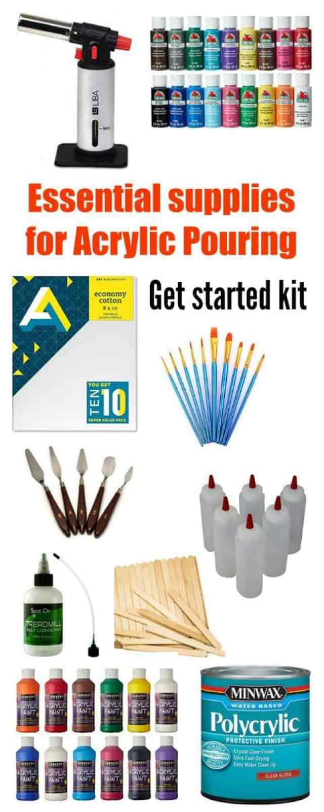 Artist Painting Starter Kit