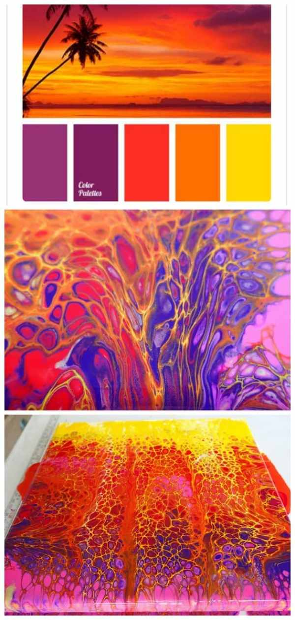 Acrylic Paint Pouring Tutorial