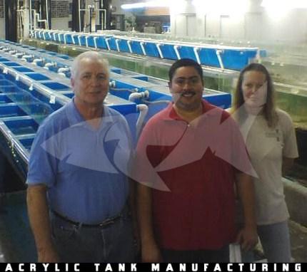 ATM Shark Chums: Global Aquatics Ontario, CA