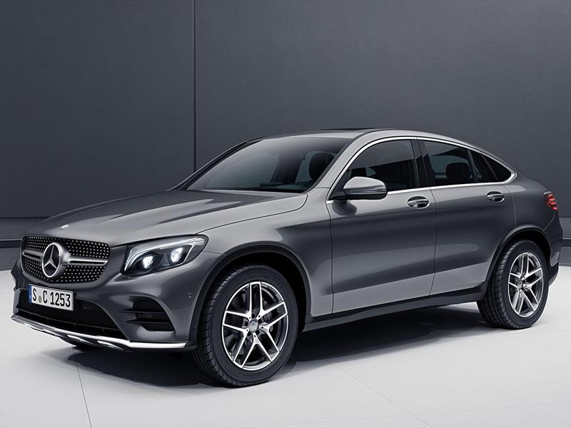 Mercedes Benz Clase GLC 300 Coup 4Matic AMG Line 2017