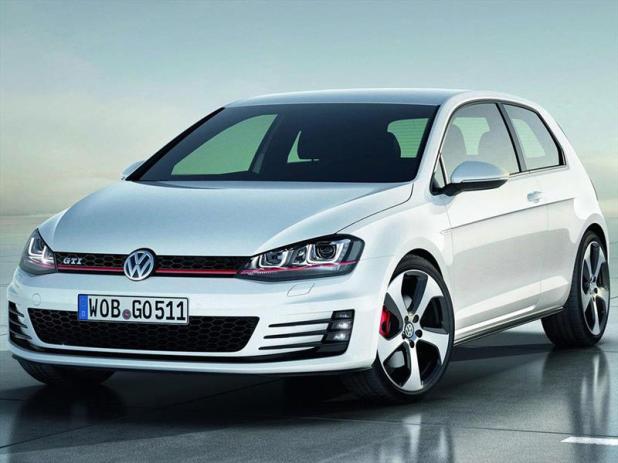 Resultado de imagen para Volkswagen Golf GTI