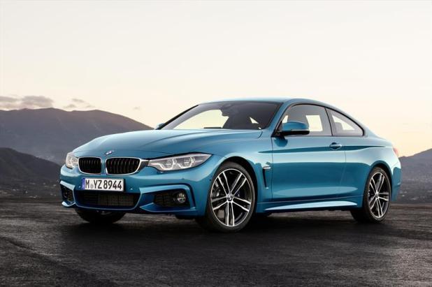 Resultado de imagen para BMW Serie 4 del 2018