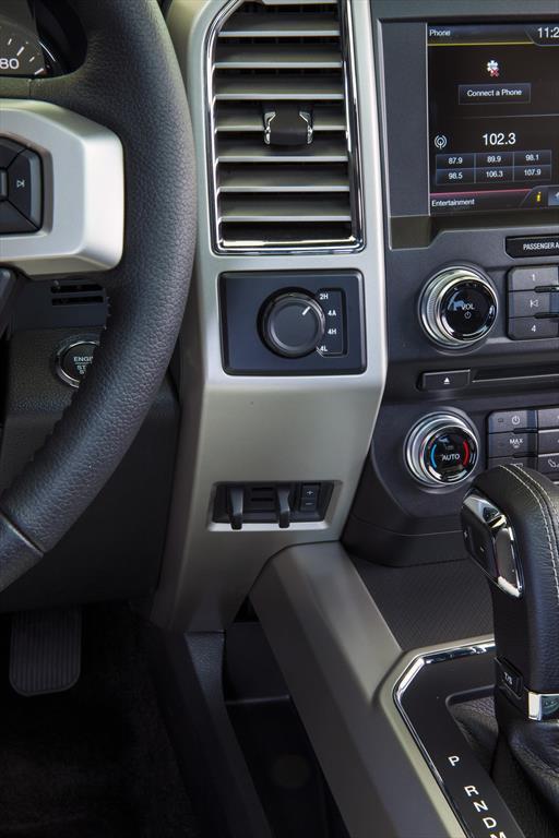 Ford Lobo Lariat 4x4 Cabina Doble 2015