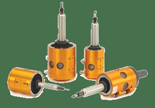 Radially-Compliant Tools
