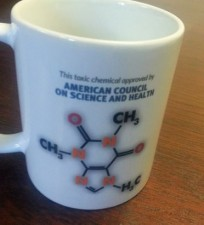coffee cup ACSH