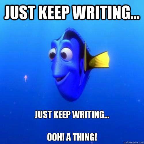 dory-writing