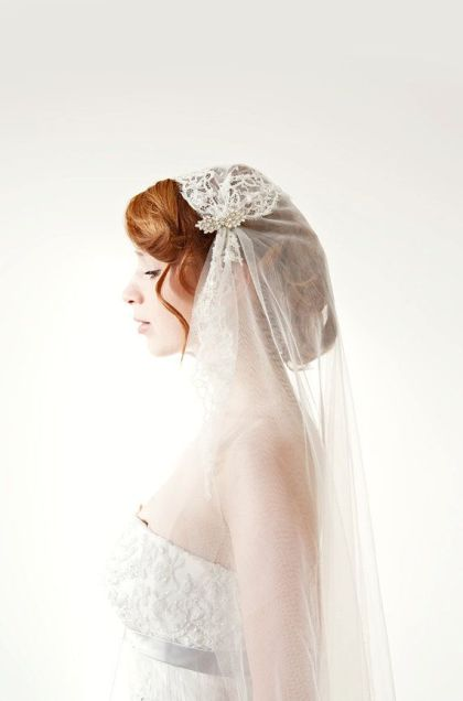 bride-veil
