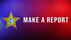 Make A Report to the Alachua County Sheriff's Office